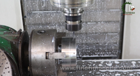 Lock Ring Machining